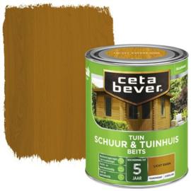 Cetabever Schuur & Tuinhuis Beits ZG Transparant Licht Eiken 750 ml