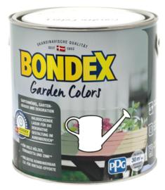 Bondex  Tuin & Steigerhout Dekkend Puur Wit 1138 2,5 Liter