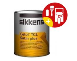 Sikkens Cetol TGL Satin Plus 1 Liter