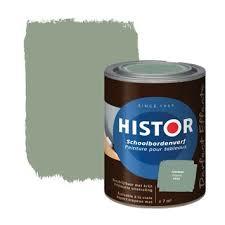 Histor Schoolbordenverf 6924 Geordend 1 Liter
