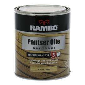 Rambo Pansterolie Hardhout Blank 1200 750 ml