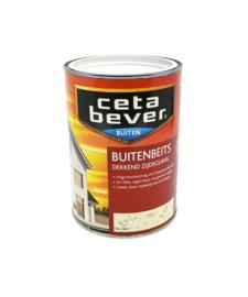 Cetabever Buitenbeits Dekkend RAL 9001 1,25 Liter
