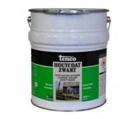 Tenco Houtcoat Zwart 10 Liter