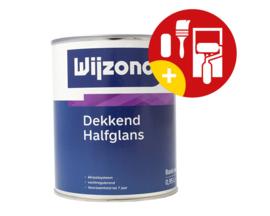 Wijzonol Dekkend Halfglans 500 ml