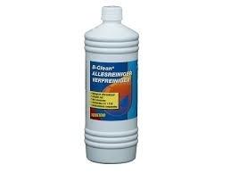 B-Clean Verfreiniger -Ontvetter 1 Liter
