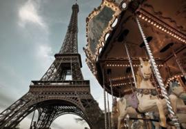 Komar Carrousel de Paris Fotobehang 1-602