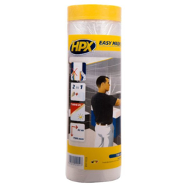 HPX Tapes Easy Mask Film Gold 1100 mm x  33 mtr