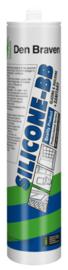 Zwaluw Silicone-BB + Sanitairy Wit 310 ml