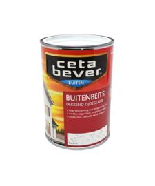 Cetabever Buitenbeits UV Dekkend RAL 9010 1,25 Liter