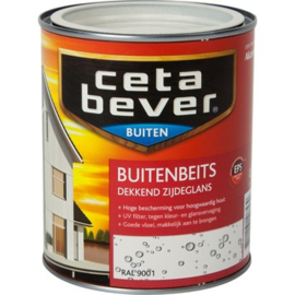 Cetabever Buitenbeits Dekkend RAL 9001 750 ml