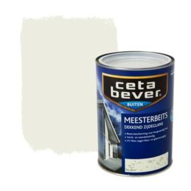 Cetabever Meesterbeits UV Dekkend Zijdeglans RAL 9010 1,25 Liter