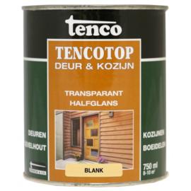 Tencotop Deur & Kozijn Transparant Halfglans Blank 750 ml