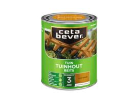 Cetabever Tuinhout Transparant Vergrijsd Wit 031 750 ml