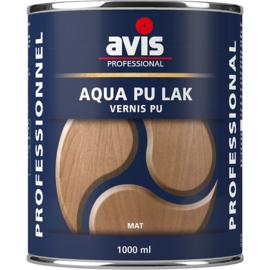 Avis Aqua PU Lak Mat 250 ml