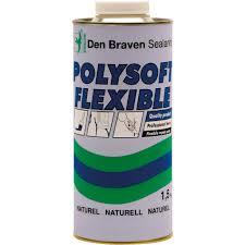 Den Braven Polysoft Flexibel Naturel 1,5 KG