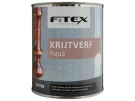 Fitex Krijtverf Aqua 1 Liter