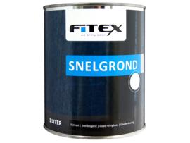 Fitex Snelgrond 1 Liter