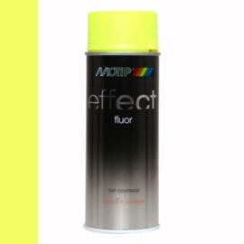 Motip Effect Fluorescerende Lak Geel 400 ml
