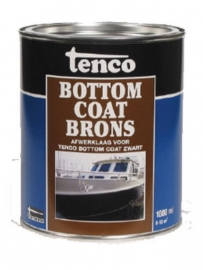 Tenco Bottom Coat Brons 1 Liter