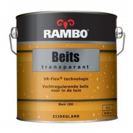 Rambo Beits Transparant Teak 1204 750 ml