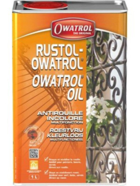 Rustol Owatrol Olie 5 Liter