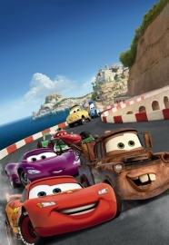Disney Fotobehang - Cars Italy 1-402
