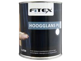Fitex Hoogglans PU Lak 1 Liter