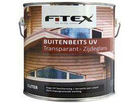 Fitex Buitenbeits UV Zijdeglans 2,5 Liter