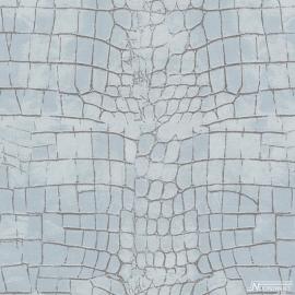 Noordwand Krokodillen Relief Behang 68603