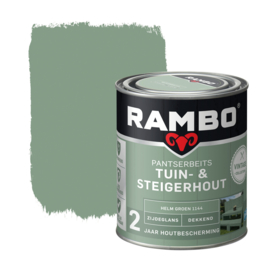 Rambo  / Bondex Tuin & Steigerhout Helm Groen 1144 750 ml