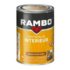 Rambo Pantserlak Interieur Warm Eiken 0804 ZIJDEGLANS 1,25 Liter