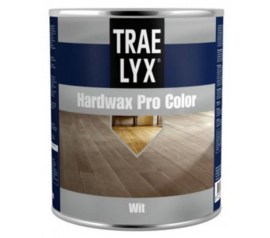 Trae Lyx Hardwax Pro Color Wit 750 ml