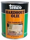 Tenco Hardhoutolie 1 Liter