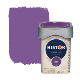Histor Perfect Finish Matte Lak Purper 6983 750 ml