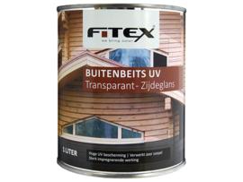 Fitex Buitenbeits UV Zijdeglans 1 Liter