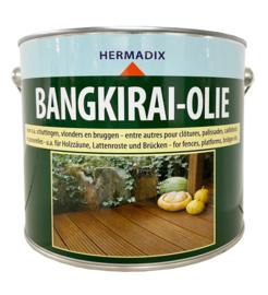 Hermadix Bangkirai Olie Naturel 2,5 liter