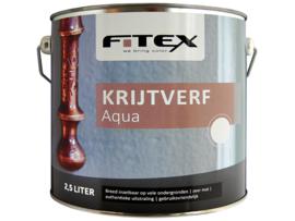 Fitex Krijtverf Aqua 2,5 Liter