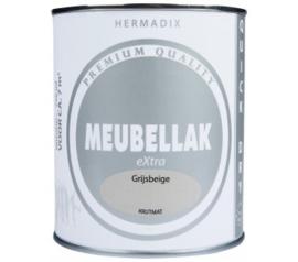 Hermadix Meubellak eXtra Grijsbeige Krijtmat 750 ml