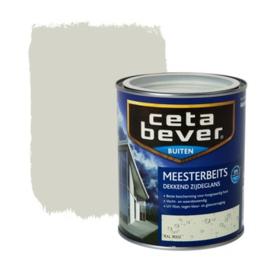 Cetabever Meesterbeits UV Dekkend Zijdeglans RAL 9002 750 ml