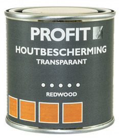Profit - Tencotop Deur & Kozijn Transparant  Halfglans 250 ml
