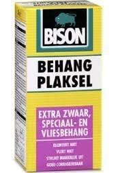 Bison Behangplaksel voor Zwaar-, Speciaal en Vliesbehang