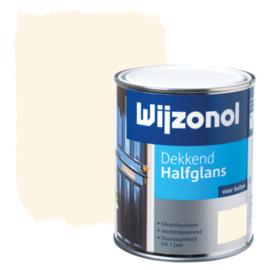 Wijzonol Dekkend Halfglans RAL 9001 750 ml
