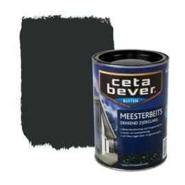 Cetabever Meesterbeits UV Dekkend Zijdeglans Grachtengroen 650 1,25 Liter