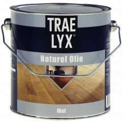 Trae Lyx Naturel Olie  Mat 2,5 Liter