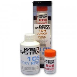West System Epoxy Hars Junior 104 Pack 600 gram