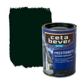 Cetabever Meesterbeits UV Dekkend Zijdeglans Donkergroen 605 1,25 Liter