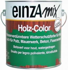 einzA Holz-Color Dekkend 1 Liter