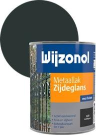 Wijzonol Metaallak Zijdeglans 9328 Antiekgroen 750 ml