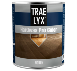 Trae Lyx Hardwax Pro Color Noten 750 ml