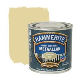 Hammerite Metaallak Hamerslag Goud H170 250 ml